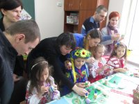 «ПИСАНКОВИЙ РАЙ» -  родинне свято Центру дитячої та юнацької творчості